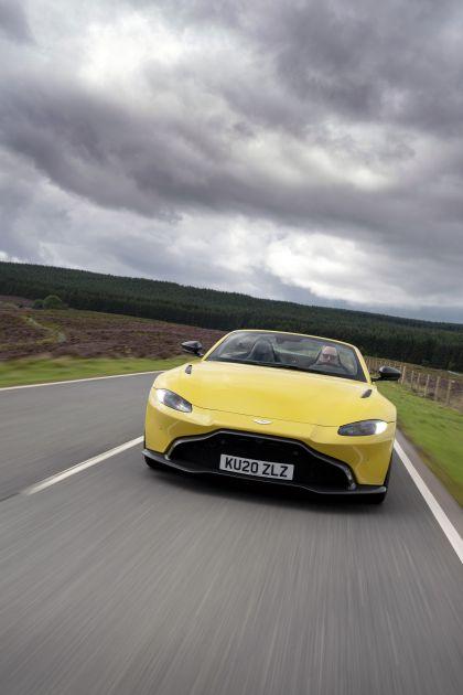 2021 Aston Martin Vantage roadster 108