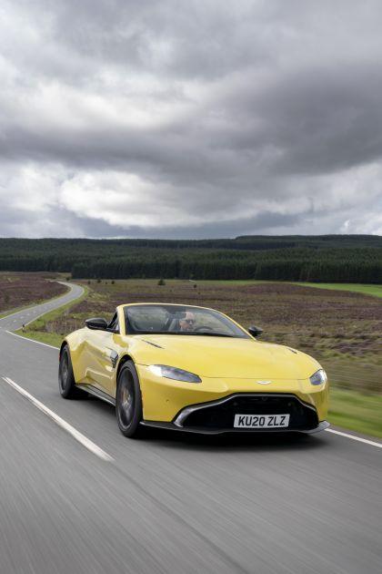 2021 Aston Martin Vantage roadster 110