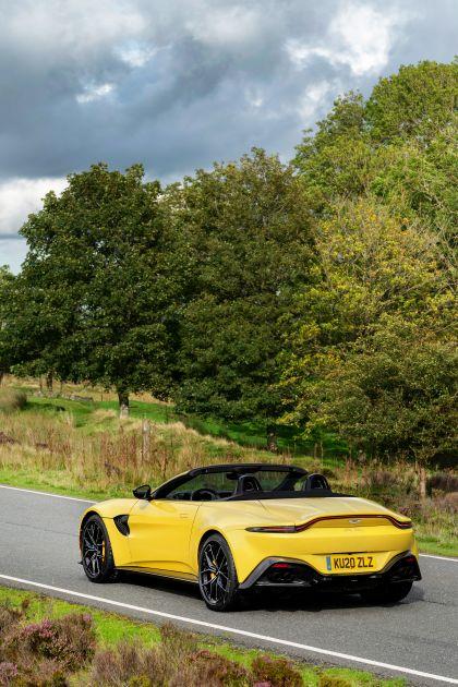 2021 Aston Martin Vantage roadster 111