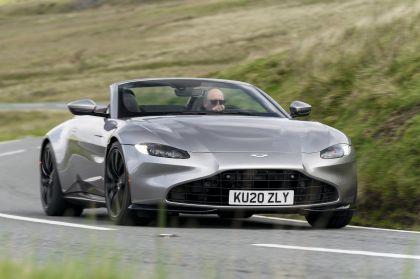 2021 Aston Martin Vantage roadster 114