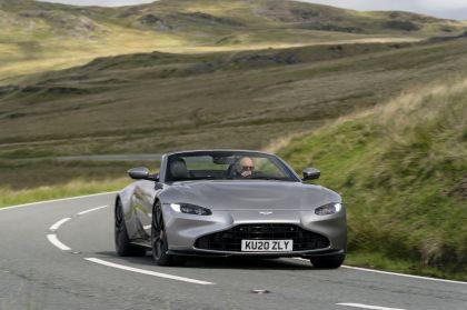 2021 Aston Martin Vantage roadster 115