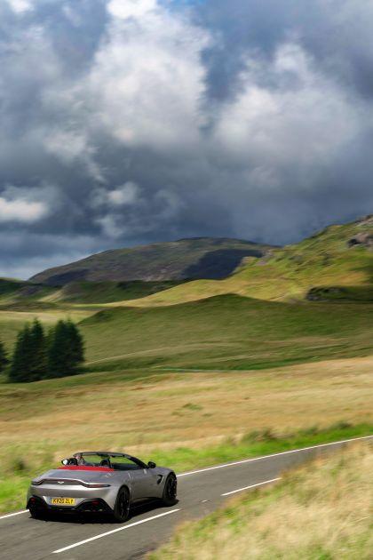 2021 Aston Martin Vantage roadster 127
