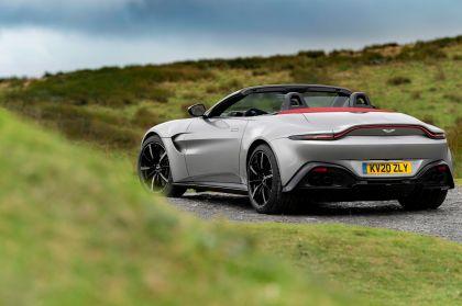 2021 Aston Martin Vantage roadster 135