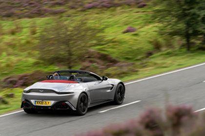 2021 Aston Martin Vantage roadster 136
