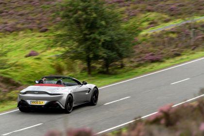 2021 Aston Martin Vantage roadster 137