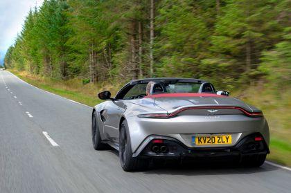 2021 Aston Martin Vantage roadster 140