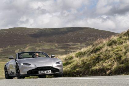 2021 Aston Martin Vantage roadster 150