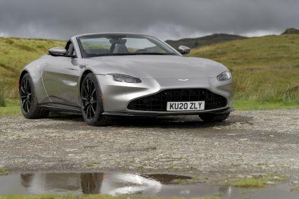 2021 Aston Martin Vantage roadster 154