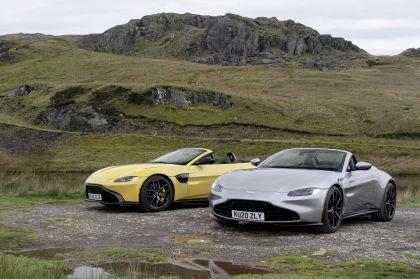 2021 Aston Martin Vantage roadster 155
