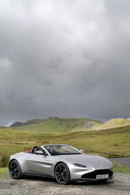2021 Aston Martin Vantage roadster 161