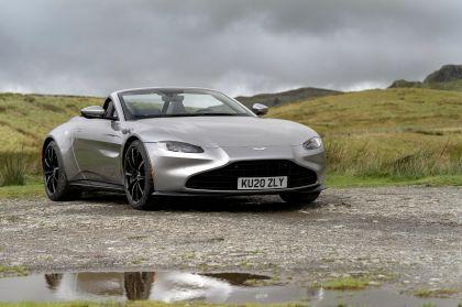 2021 Aston Martin Vantage roadster 162
