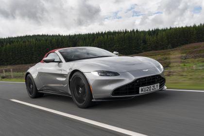 2021 Aston Martin Vantage roadster 167