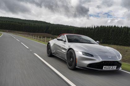 2021 Aston Martin Vantage roadster 170