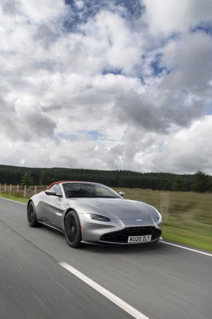2021 Aston Martin Vantage roadster 171