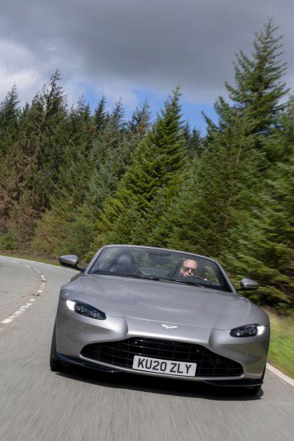 2021 Aston Martin Vantage roadster 176