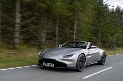 2021 Aston Martin Vantage roadster 177