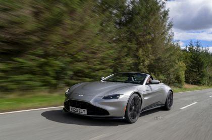 2021 Aston Martin Vantage roadster 178