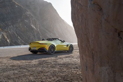 2021 Aston Martin Vantage roadster 209