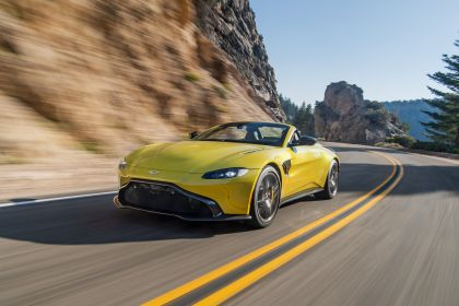 2021 Aston Martin Vantage roadster 217