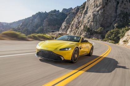 2021 Aston Martin Vantage roadster 220