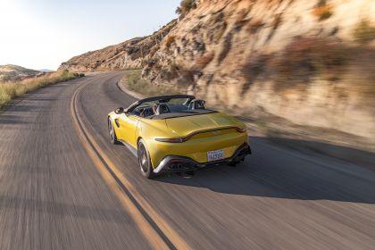 2021 Aston Martin Vantage roadster 222