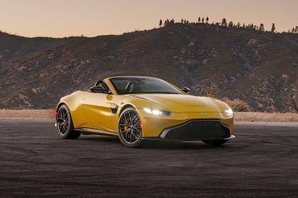 2021 Aston Martin Vantage roadster 234