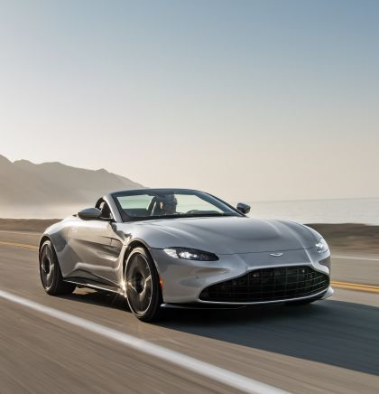 2021 Aston Martin Vantage roadster 255