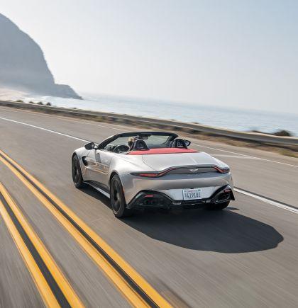 2021 Aston Martin Vantage roadster 256