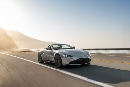 2021 Aston Martin Vantage roadster 270