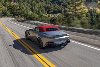2021 Aston Martin Vantage roadster 282
