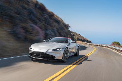 2021 Aston Martin Vantage roadster 292