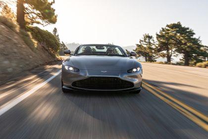 2021 Aston Martin Vantage roadster 296