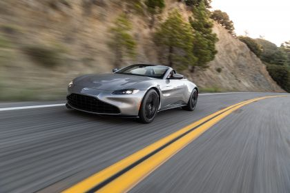 2021 Aston Martin Vantage roadster 297