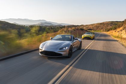 2021 Aston Martin Vantage roadster 336