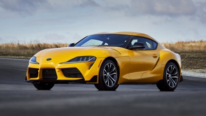 2021 Toyota GR Supra 2.0 - USA version 9