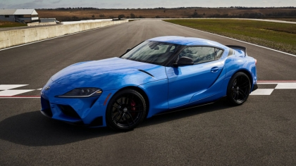 2021 Toyota GR Supra A91 Edition - USA version 8