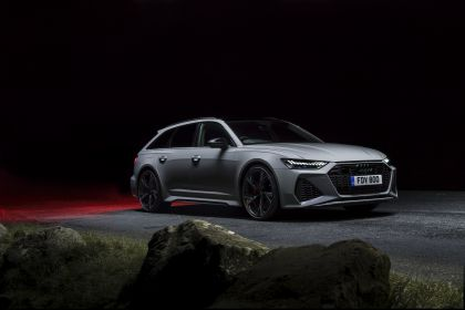 2020 Audi RS6 Avant - UK version 1