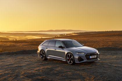 2020 Audi RS6 Avant - UK version 5