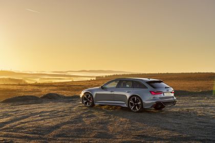 2020 Audi RS6 Avant - UK version 9