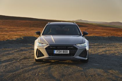 2020 Audi RS6 Avant - UK version 11