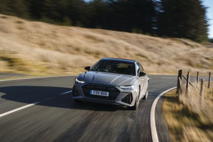 2020 Audi RS6 Avant - UK version 32