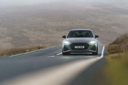 2020 Audi RS6 Avant - UK version 45
