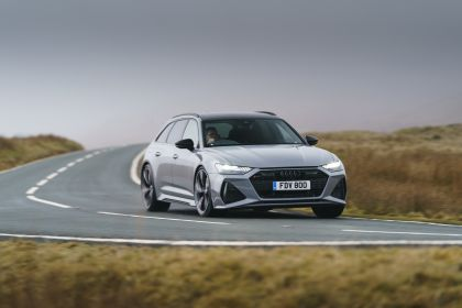 2020 Audi RS6 Avant - UK version 48