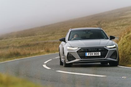 2020 Audi RS6 Avant - UK version 49