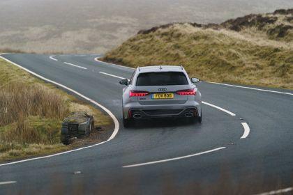 2020 Audi RS6 Avant - UK version 55