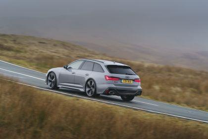 2020 Audi RS6 Avant - UK version 56
