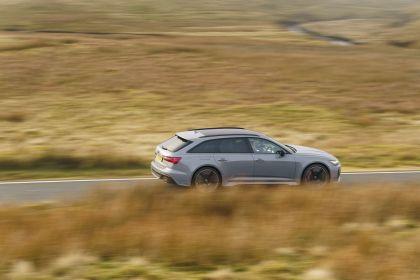 2020 Audi RS6 Avant - UK version 57