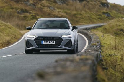 2020 Audi RS6 Avant - UK version 63
