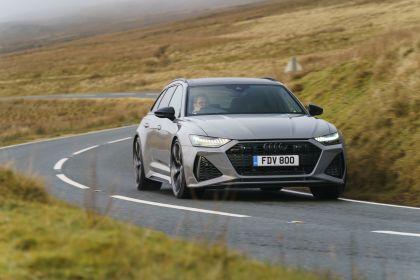 2020 Audi RS6 Avant - UK version 69