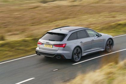 2020 Audi RS6 Avant - UK version 70